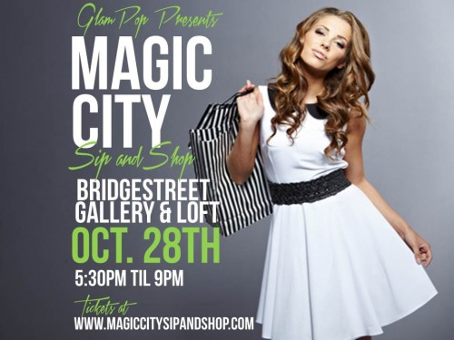 Magic City Sip and Shop 2015 Ad 1