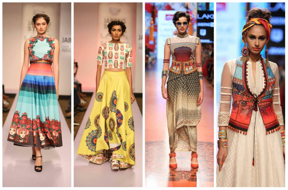 Spring Summer 2016 Fashion Trends In Ethnic Wear Boss Style 9 To 5