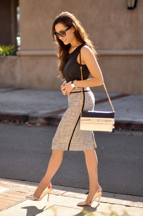 10 summer outfits that you can wear at work (10)