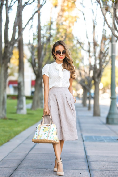 10 summer outfits that you can wear at work (8)