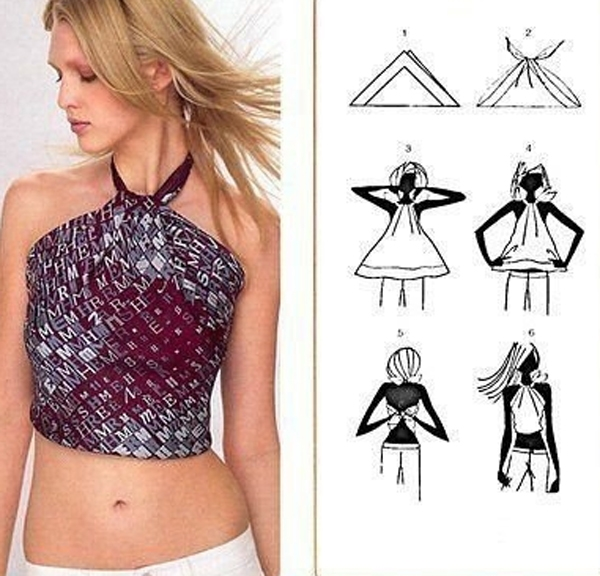 11-18-impressive-ways-to-style-a-scarf-as-a-top-skirt-or-dress-www.fashioncorner.net_