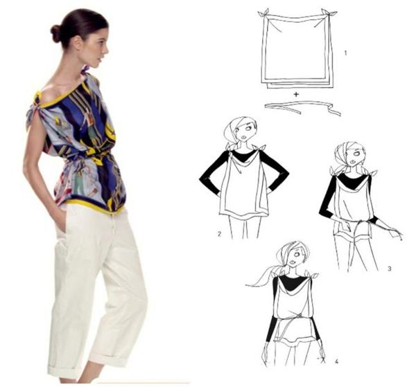 13-18-impressive-ways-to-style-a-scarf-as-a-top-skirt-or-dress-www.fashioncorner.net_