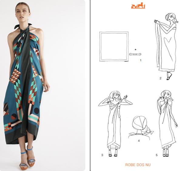 15-18-impressive-ways-to-style-a-scarf-as-a-top-skirt-or-dress-www.fashioncorner.net_