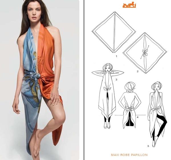 16-18-impressive-ways-to-style-a-scarf-as-a-top-skirt-or-dress-www.fashioncorner.net_