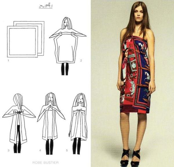 3-18-impressive-ways-to-style-a-scarf-as-a-top-skirt-or-dress-www.fashioncorner.net_